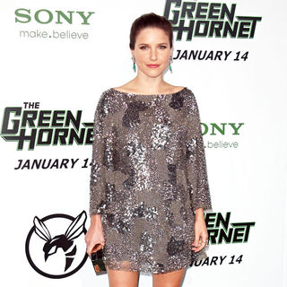 "Sophia Bush in Premiere of Columbia Pictures ""The Green Hornet"" - Arrivals"