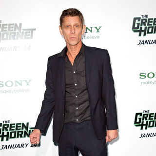 "Jamie Harris in Premiere of Columbia Pictures ""The Green Hornet"" - Arrivals"