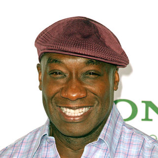 "Michael Clarke Duncan in Premiere of Columbia Pictures ""The Green Hornet"" - Arrivals"