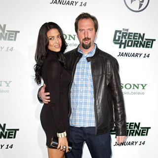 "Tom Green in Premiere of Columbia Pictures ""The Green Hornet"" - Arrivals"