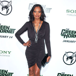 "Garcelle Beauvais in Premiere of Columbia Pictures ""The Green Hornet"" - Arrivals"