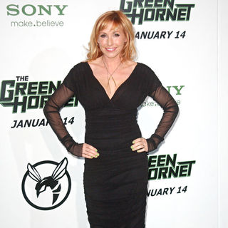 "Kari Byron in Premiere of Columbia Pictures ""The Green Hornet"" - Arrivals"