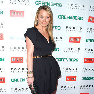 Christine Taylor in Los Angeles Premiere of 'Greenberg' - Arrivals