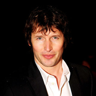 James Blunt in The BRIT Awards 2010 - 30th Anniversary - Arrivals
