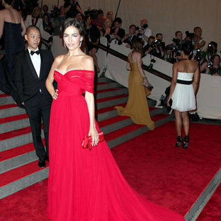 Camilla Belle in The Costume Institute Gala Benefit