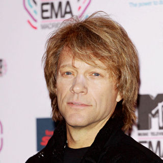 Jon Bon Jovi in MTV Europe Music Awards 2010 - Arrivals