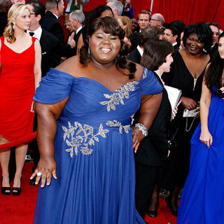 Gabourey Sidibe in The 82nd Annual Academy Awards (Oscars) - Arrivals