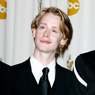 Macaulay Culkin in The 82nd Annual Academy Awards (Oscars) - Press Room