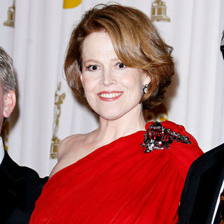 Sigourney Weaver in The 82nd Annual Academy Awards (Oscars) - Press Room