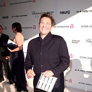 k.d. lang in 18th Annual Elton John AIDS Foundation Academy Awards (Oscars) Viewing Party - Arrivals