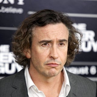 Steve Coogan in The NY Movie Premiere of 'The Other Guys'