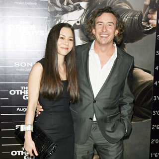China Chow, Steve Coogan in The NY Movie Premiere of 'The Other Guys'