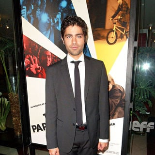 Adrian Grenier in Los Angeles Premiere of HBO's 'Teenage Paparazzo' - Arrivals