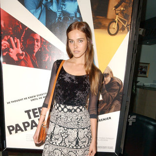 Isabel Lucas in Los Angeles Premiere of HBO's 'Teenage Paparazzo' - Arrivals