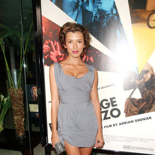 India de Beaufort in Los Angeles Premiere of HBO's 'Teenage Paparazzo' - Arrivals