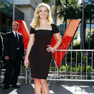 Reese Witherspoon - Reese Witherspoon Hollywood Walk of Fame Star Induction Ceremony