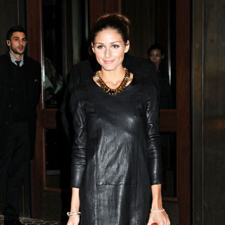 Olivia Palermo in The Cinema Society & Everlon Diamond Knot Collection's Screening of 'Welcome to the Rileys'