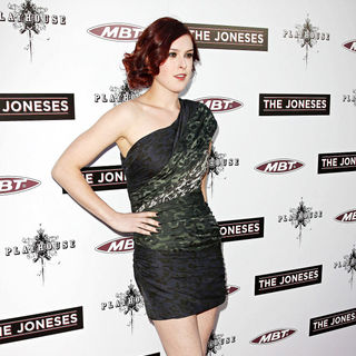 Rumer Willis in Los Angeles Premiere of 'The Joneses'