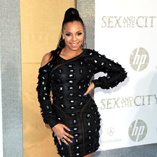 Ashanti in World Premiere of 'Sex and the City 2' - Arrivals