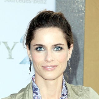 Amanda Peet in World Premiere of 'Sex and the City 2' - Arrivals