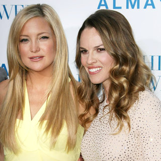 "Kate Hudson, Hilary Swank in Los Angeles Premiere of ""Something Borrowed"""