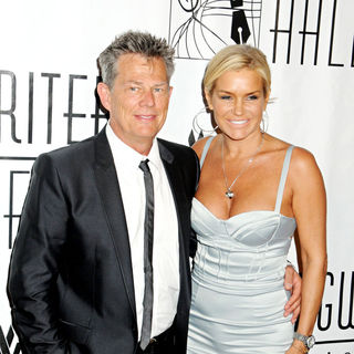 David Foster in 2010 Songwriters Hall of Fame Awards - Arrivals