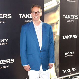 John Luessenhop in Los Angeles Premiere of 'Takers' - Arrivals