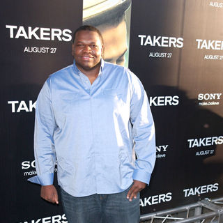 Kelvin Brown in Los Angeles Premiere of 'Takers' - Arrivals