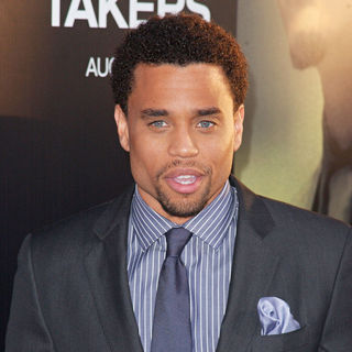 Michael Ealy in Los Angeles Premiere of 'Takers' - Arrivals