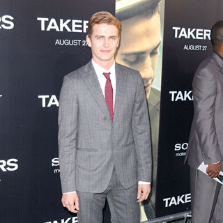 Hayden Christensen in Los Angeles Premiere of 'Takers' - Arrivals