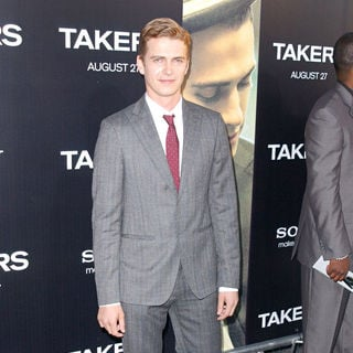 Hayden Christensen in Los Angeles Premiere of 'Takers' - Arrivals - Takers_040_wenn2951476