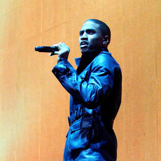 Trey Songz performs on stage during the opening night of Jay-Z's Blueprint 3 North American Tour - Trey_Songz_003_wenn5433368