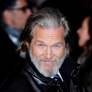Jeff Bridges in The UK Premiere of 'Tron Legacy'