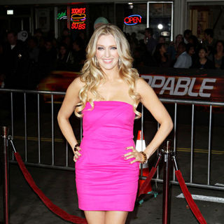 "Erika Jayne in Los Angeles Premiere Of ""Unstoppable"""