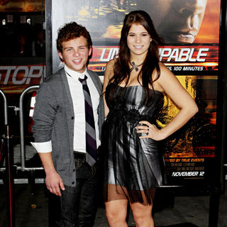 "Jonathan Lipnicki, Katelyn Pippy in Los Angeles Premiere Of ""Unstoppable"""