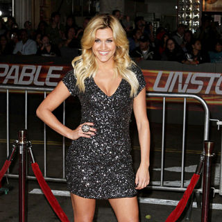 "Ashley Roberts in Los Angeles Premiere Of ""Unstoppable"""