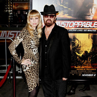 "Dave Stewart in Los Angeles Premiere Of ""Unstoppable"""