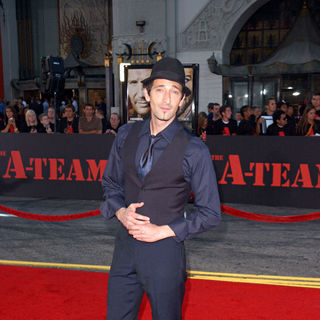 "Adrien Brody in ""The A-Team"" Los Angeles Premiere - Arrivals"