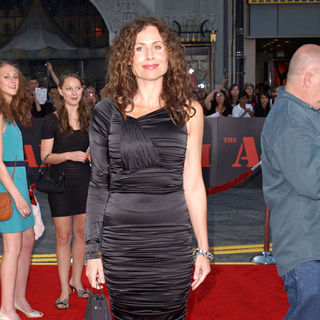 "Minnie Driver in ""The A-Team"" Los Angeles Premiere - Arrivals"