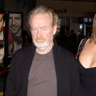 "Ridley Scott in ""The A-Team"" Los Angeles Premiere - Arrivals"