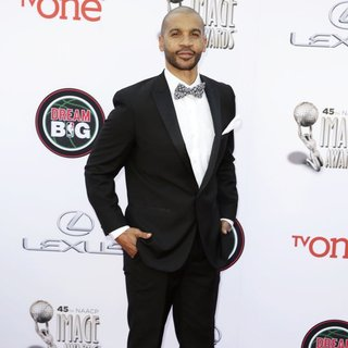 Aaron D. Spears in 45th NAACP Image Awards - Arrivals
