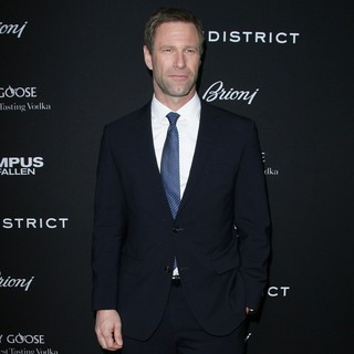 Aaron Eckhart Picture 44 - Russian Photocall for Olympus ...