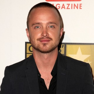 Aaron Paul in 2012 Critics' Choice TV Awards - Arrivals