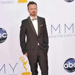 Aaron Paul in 64th Annual Primetime Emmy Awards - Arrivals
