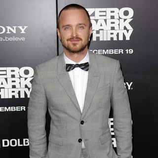Aaron Paul in Los Angeles Premiere of Columbia Pictures' Zero Dark Thirty