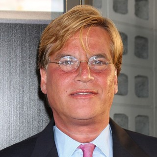 Aaron Sorkin in HBO's The Newsroom Los Angeles Premiere