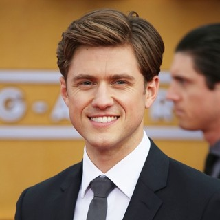Aaron Tveit in 19th Annual Screen Actors Guild Awards - Arrivals