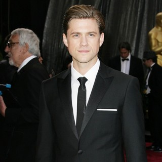 Aaron Tveit in The 85th Annual Oscars - Red Carpet Arrivals