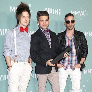 Abandon All Ships in The 22nd Annual MuchMusic Video Awards