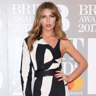 Abbey Clancy-The Brit Awards 2017 - Arrivals